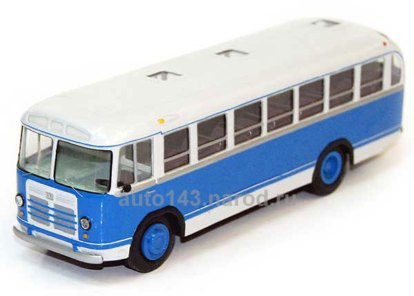 ЗИЛ - коллекционные модели автобуса